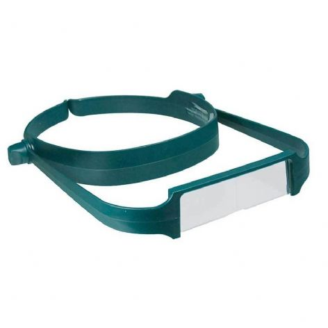 Hands Free Headband Magnifier with 4 Lens T101